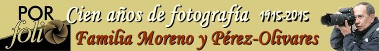 CIEN AÑOS DE FOTOGRAFÍA (1915-2015) / Familia Moreno y Pérez-Olivares